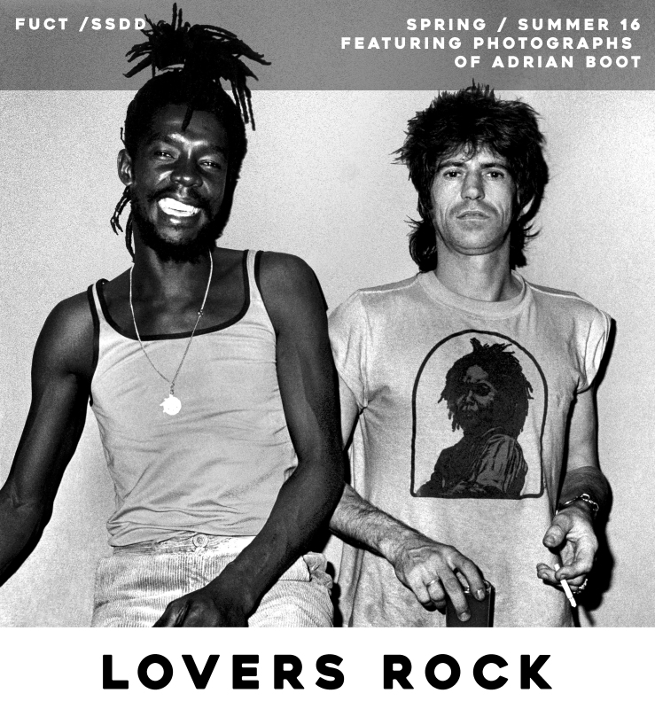 Peter Tosh - Keith Richards - 1978
